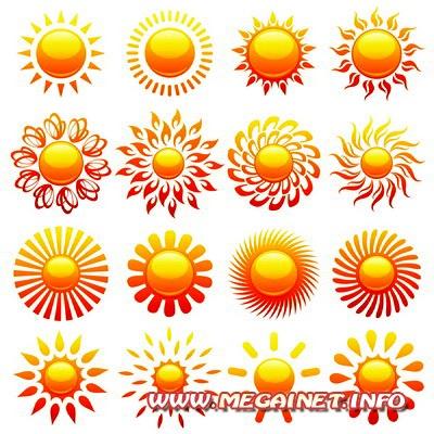 Рисунок сонце